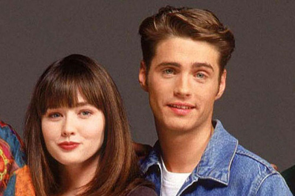 Джейсон Пристли — Брендон Уолш в сериале «Беверли-Хиллз, 90210»