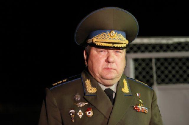 Штаб ВДВ опроверг информацию о возможном уходе Шаманова