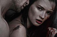 Главную роль Паулина исполнила в эротическом триллере о пагубной страсти «Саранча».
