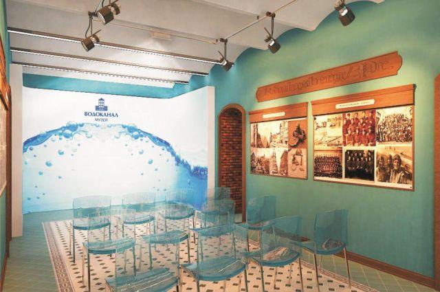 Музей истории водоснабжения  разместится в здании водонапорной башни на Советском проспекте.