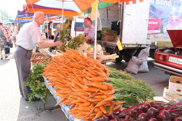 Край готов полностью прокормить себя и поделиться сельхозпродукцией с соседями.