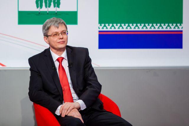 Главный врач ОКБ Ханты-Мансийска Алексей Добровольский набрал 40 голосов