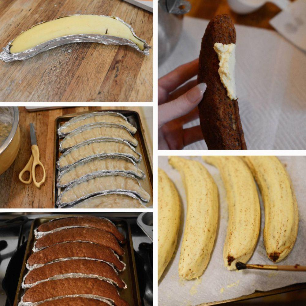 Банан или кекс?