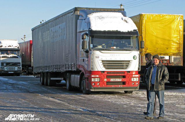 Россия и Польша договорились об обмене разрешениями на грузоперевозки.