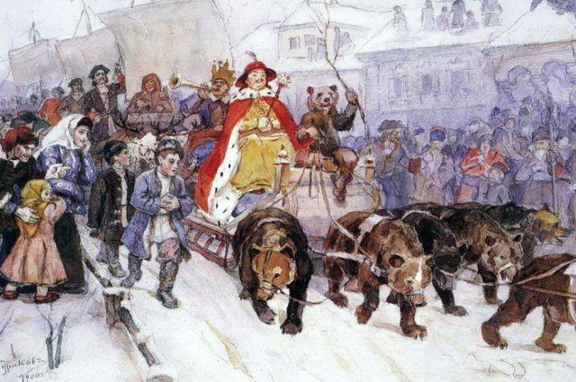 Традицию празднования Дня смеха в России ввел царь-реформатор Петр I.