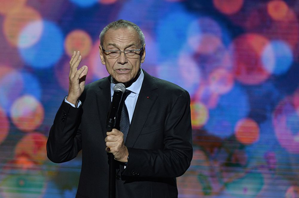 Президент Российской Академии кинематографических искусств «Ника» Андрей Кончаловский.