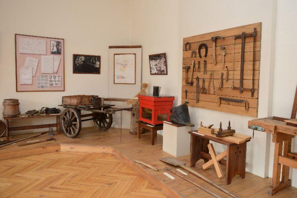 Теперь в нем музей и своеобразный образовательный центр.