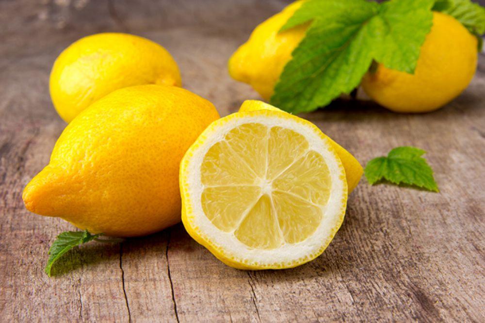 Лимон — 40 мг.