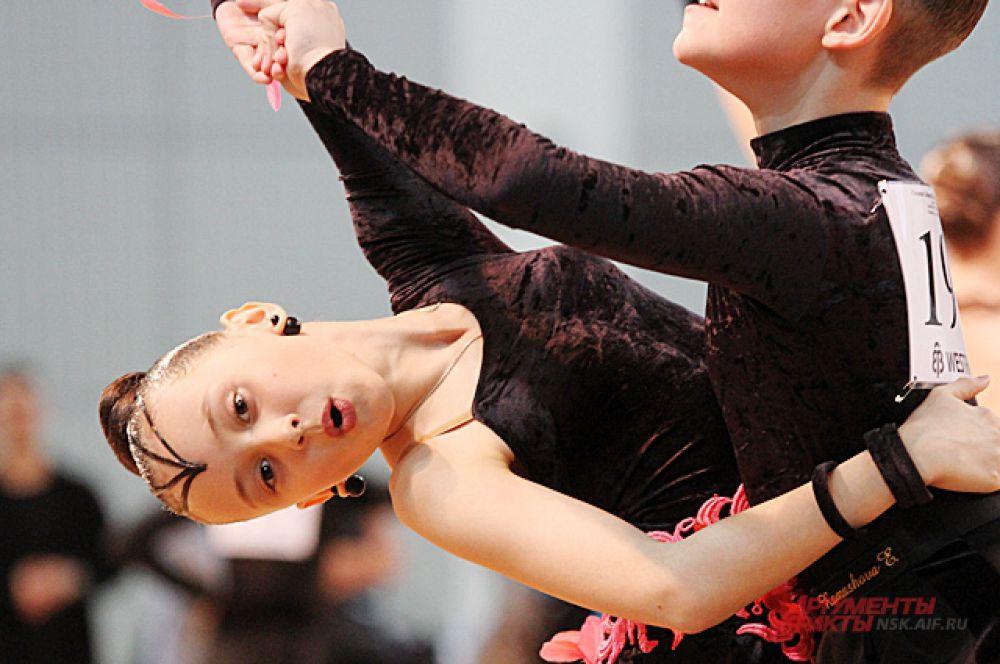 Главное в танце - это не только техника, но и эмоции.