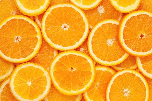 Апельсин — 60 мг.