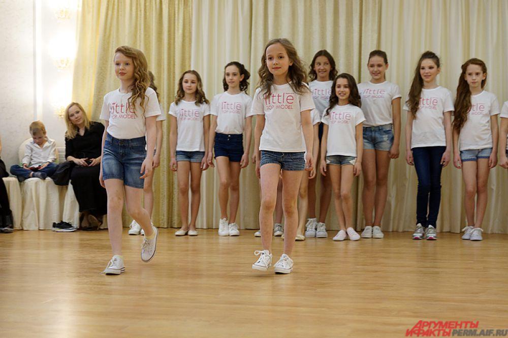 В конце марта прошёл первый этап – подготовка. Молодые красавицы опробовали свои силы на репетициях, мастер-классах и в fashion-съёмке.