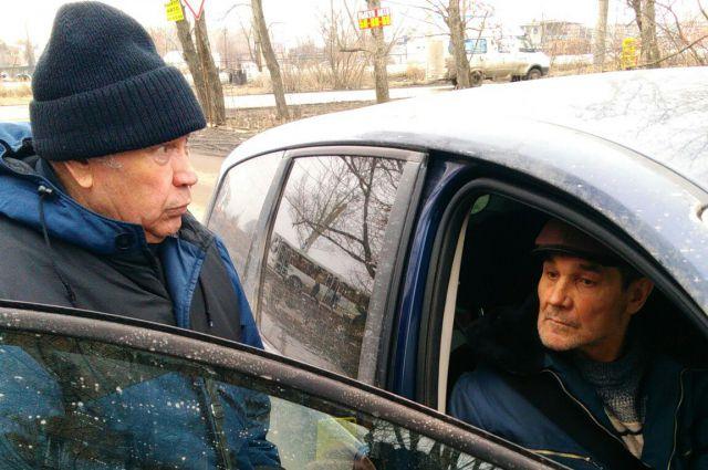 Историю Владимира Бывальцева пенсионер узнал из газеты «АиФ в Омске».