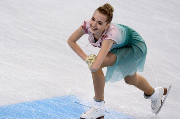 Елена Радионова – российская фигуристка, выигравшая серебро чемпионата мира и бронзу финала Гран-при.