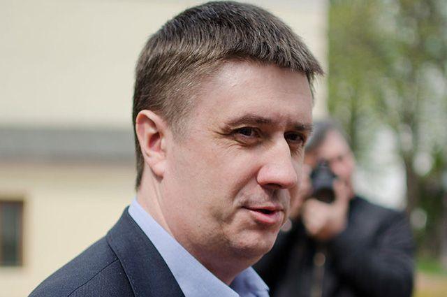 Министр культуры Украины Вячеслав Кириленко.
