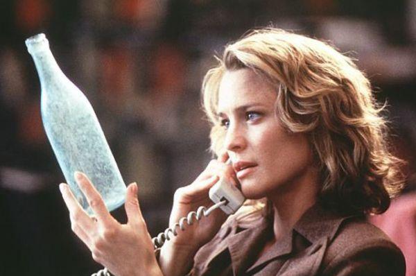 В 1999 году Робин снималась в фильме «Послание в бутылке» с Кевином Костнером и Полом Ньюманом.