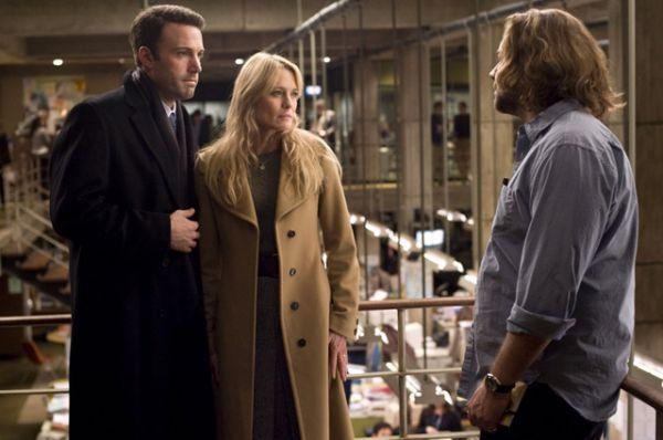 В этом же году на экраны вышел еще один фильм с ее участием — политический триллер «Большая игра» (2009), где ее партнерами по съемочной площадке стали Рассел Кроу, Бен Аффлек и Рейчел МакАдамс.