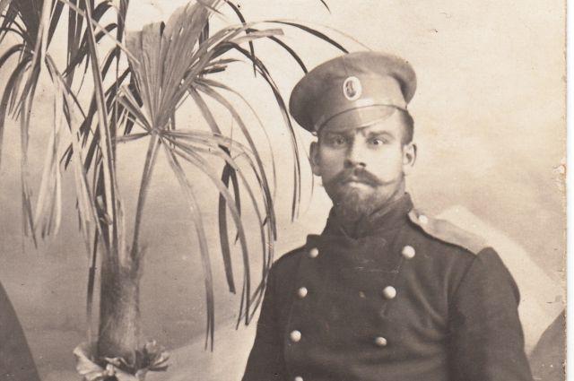 Венедикт Осипович Фролов стал участником знаковых для страны событий.