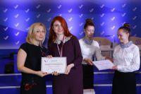 На фото сопредседатель центрального штаба ОНФ, депутат Госдумы, журналист Ольга Тимофеева и корреспондент «АиФ-Иркутск» Дарья Галеева.