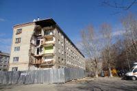 Дом-близнец обрушившегося по улице Харьковской признали аварийным