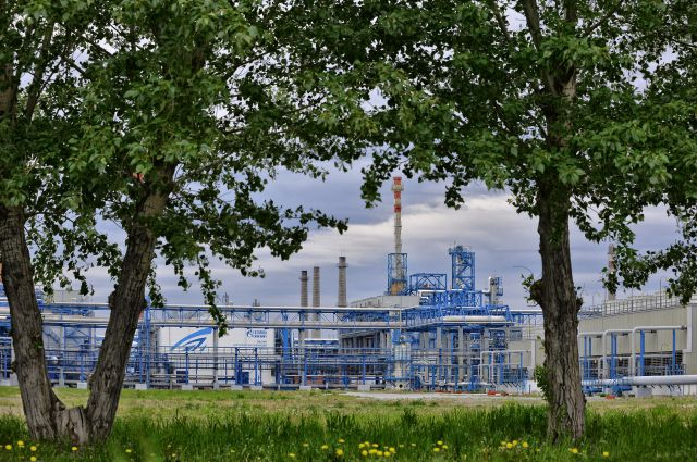 Благодаря модернизации ОНПЗ в Омске улучшилась экология.