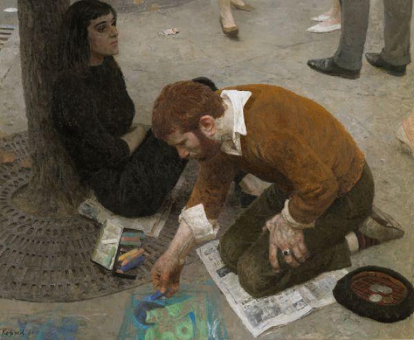 «Художник». 1961 год