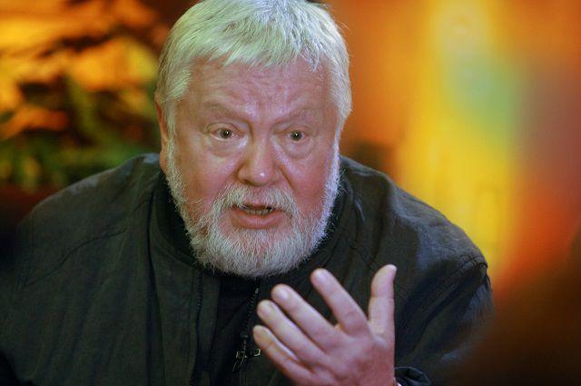 Сергей Соловьёв.