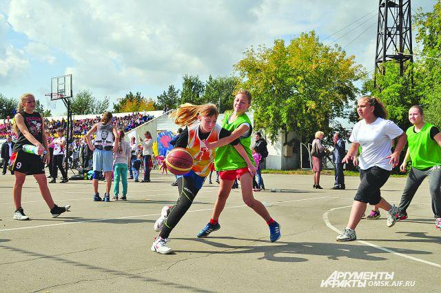 Основной упор в городе делают на развитие массового спорта.