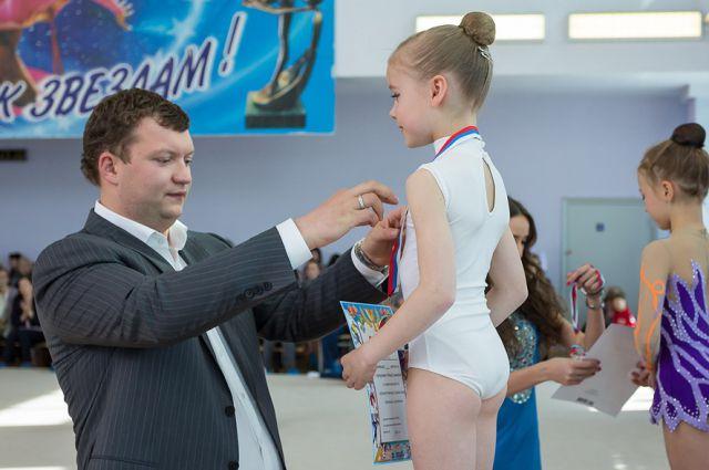 Иван Матвеев: «Поддержка школы художественной гимнастики будет продолжаться».