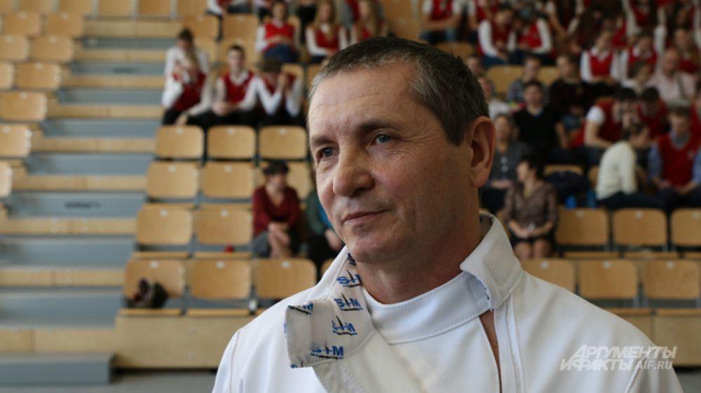 «Встреча посвящена именно этому событию, которое все мы с нетерпением ждём», - сказал Анатолий Старостин.