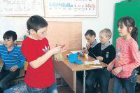 В классах с небольшим количеством учеников есть свои плюсы: можно досконально разобраться в предмете.