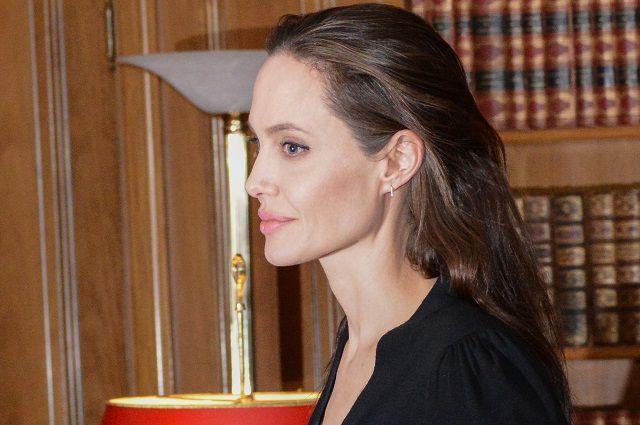Анджелина Джоли похудела: новые фото актрисы