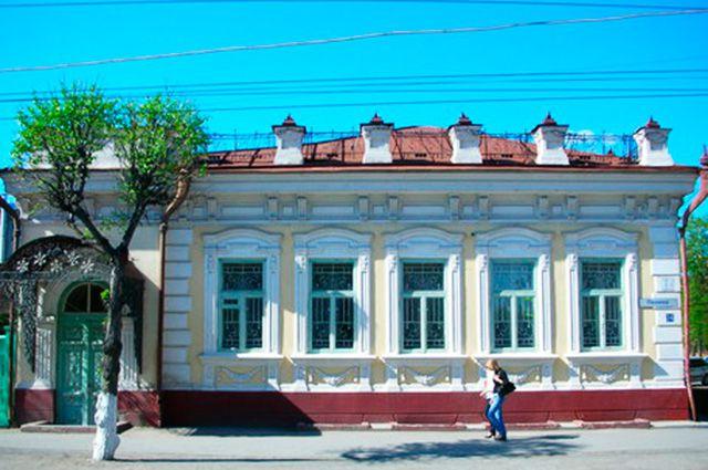 Музей «Дом Машарова».