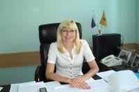 Министр молодёжной политики, физической культуры и спорта Рязанской области Татьяна Пыжонкова.