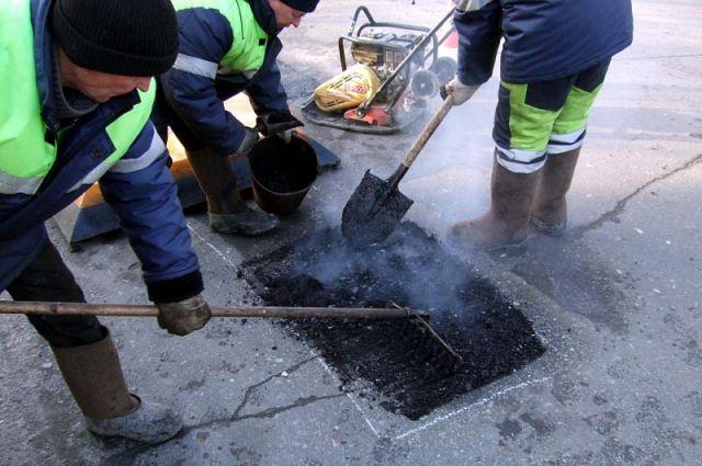 ВНижнем Новгороде озвучили список улиц, где проведут ямочный ремонт