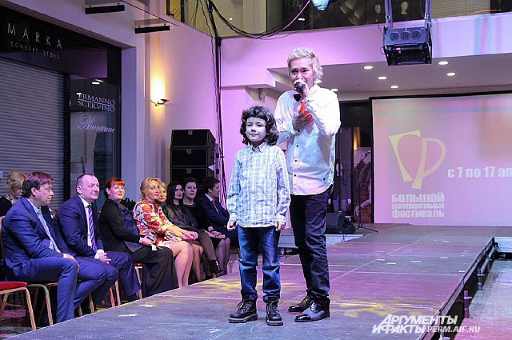 Олег Яковлев исполнил песни «Кукла», «Танцуй, Пока Танцуется»,  «Тополиныйпух».