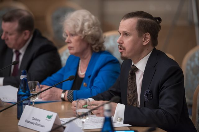 Форум отечественных экологических движений «Зеленый» патриотизм: навстречу Году экологии в России»