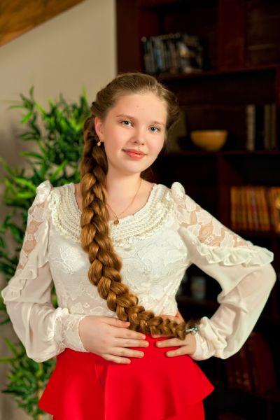 Елизавета Карпова