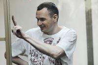 Украинский режиссёр и сценарист Олег Сенцов.