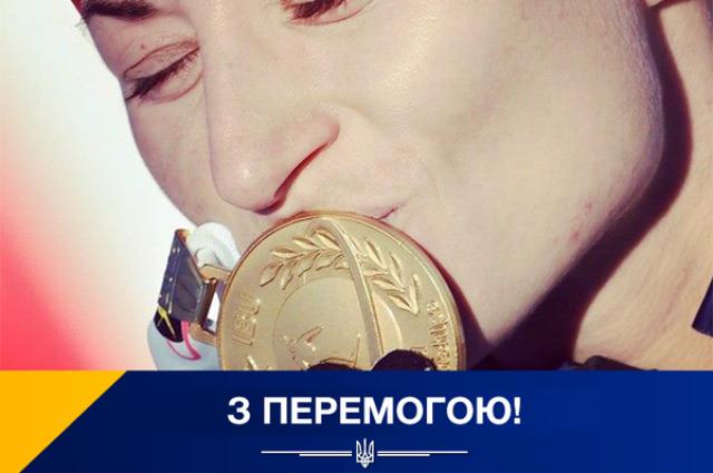Кличко вручил сертификаты на квартиры трем киевлянам-олимпийцам