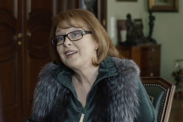 Лариса Удовиченко.