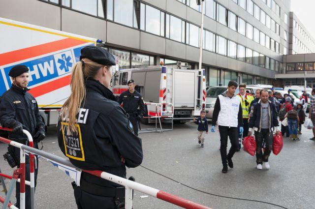 Контрразведка ФРГ сообщила опредстоящих терактах вгосударстве