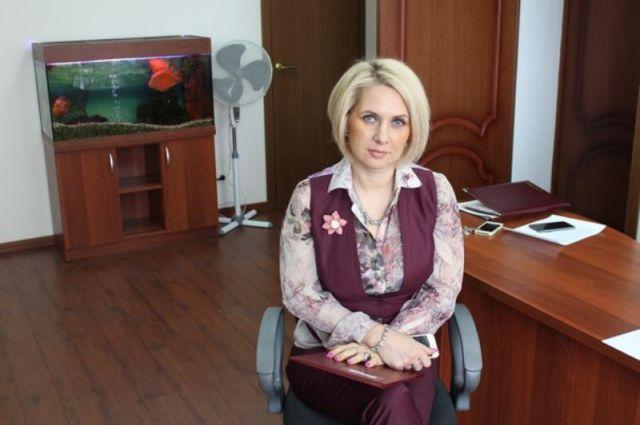Анна Позднякова -кандидат на пост сити-менеджера Петрозаводска