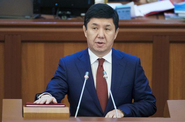 Экс-премьер-министр Киргизии Темир Сариев
