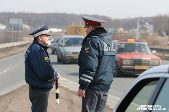 Калининградских водителей проверят на знание правил проезда перекрестков.