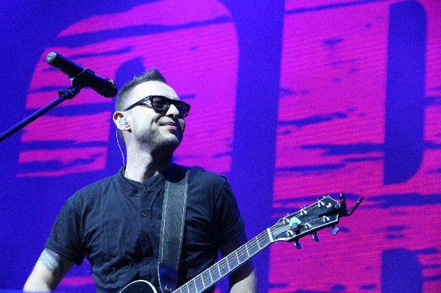 Концерт прошёл 11 апреля в клубе «Ангар».