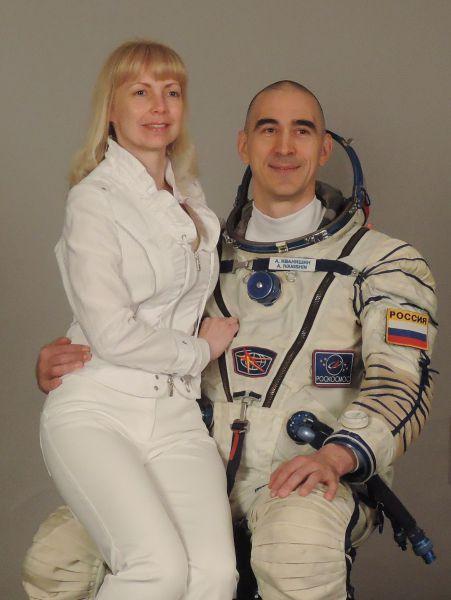 Светлана и Анатолий Иванишины.
