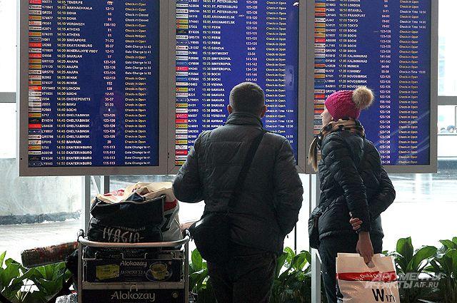 Пора полицию вернуть в аэропорты.