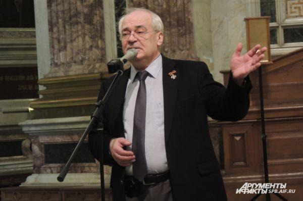 Маятник выставили по инициативе директора музея «Исаакиевский собор» Николая Бурова.