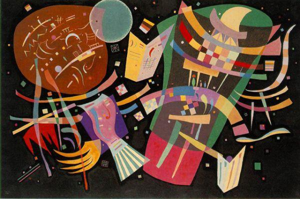 «Композиция X», 1939