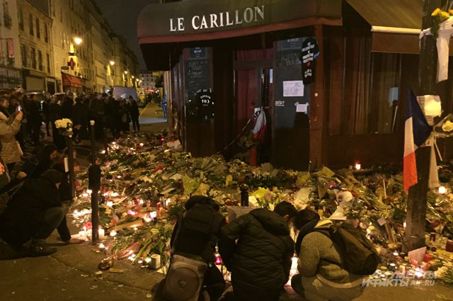 ВБрюсселе задержали 3-х человек поделу опарижских терактах
